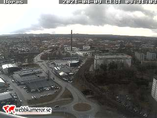 Webbkamera i Borås