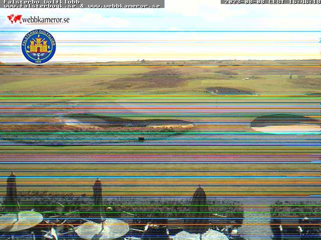 Webbkamera - Falsterbo Golfklubb