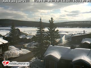 Webbkamera - Jukkasjärvi, ICEHOTEL