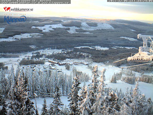 Webcam Sälen, Malung-Sälen, Dalarna, Schweden