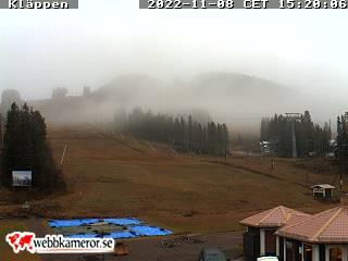 Webcam de la Estación de Esquí de Kläppen