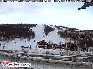 Webbkamera - Hemavan/Tärnaby