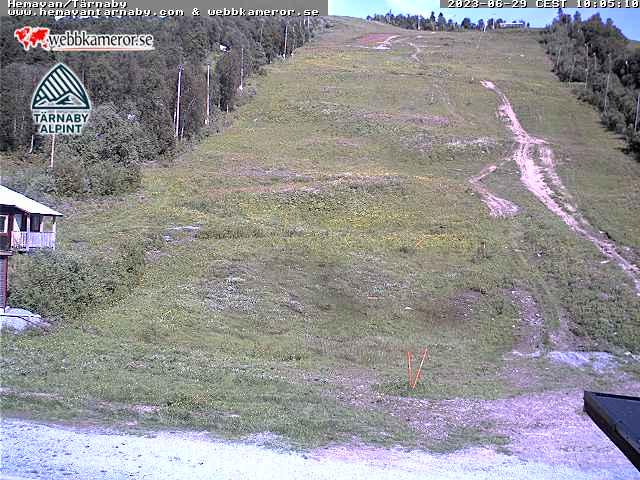 Webcam Hemavan Tärnaby