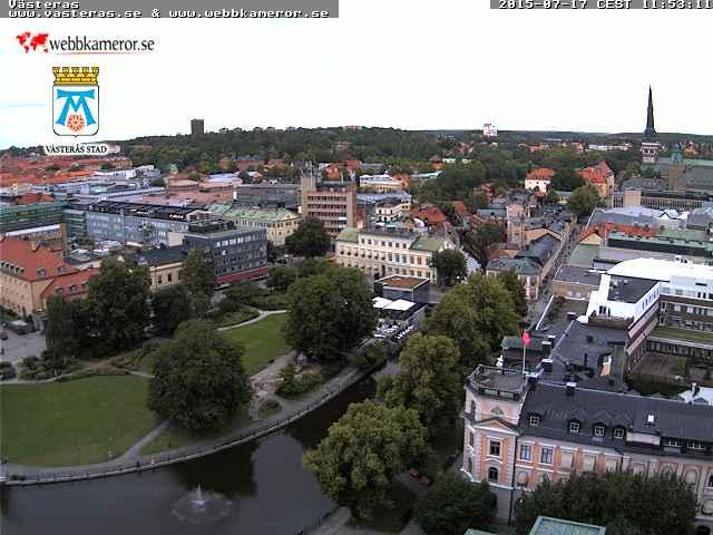 Webbkamera - Västerås