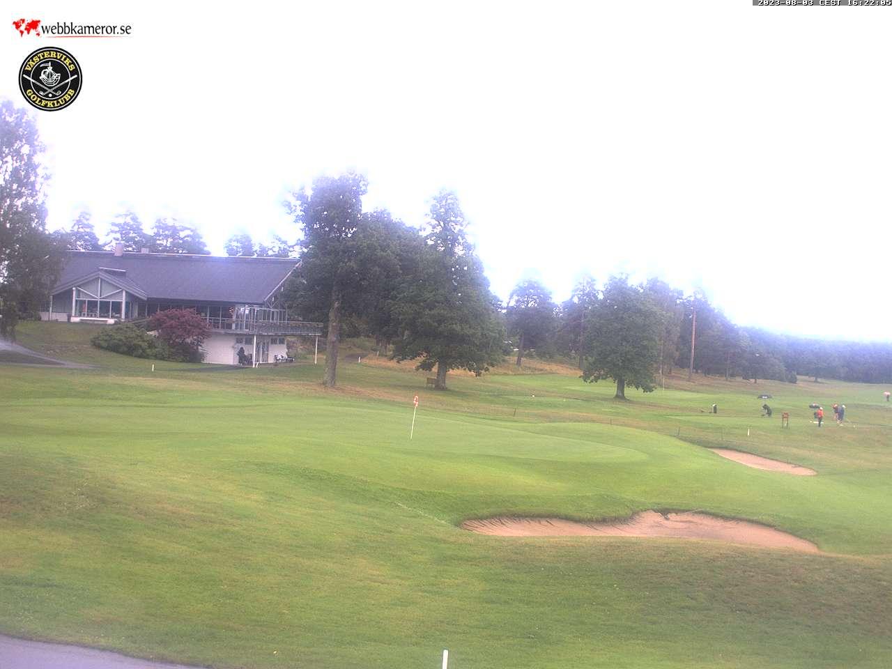 Webkamera i Västervik, Västerviks golfklubb megapixel-storlek