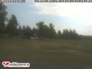 Webkamera/Golfkamera i Västervik, Västerviks Golklubb