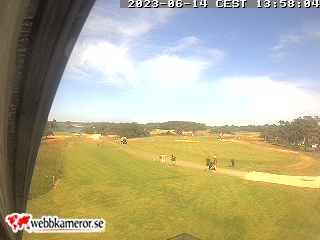 Webbkamera - Visby Golfklubb, Kronholmen i Västergarn